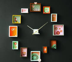 Clock Picture Frames