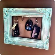 Key Rack Picture Frames